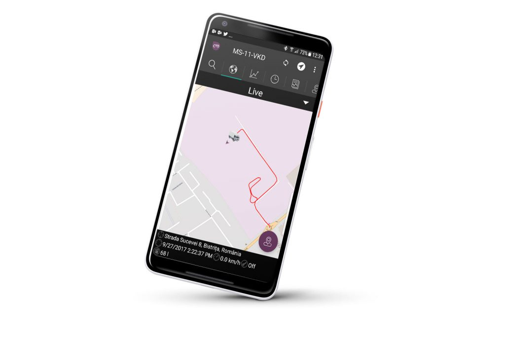 track-check mobile android