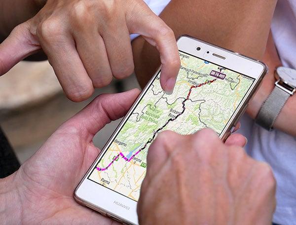 tracker check tdi modal