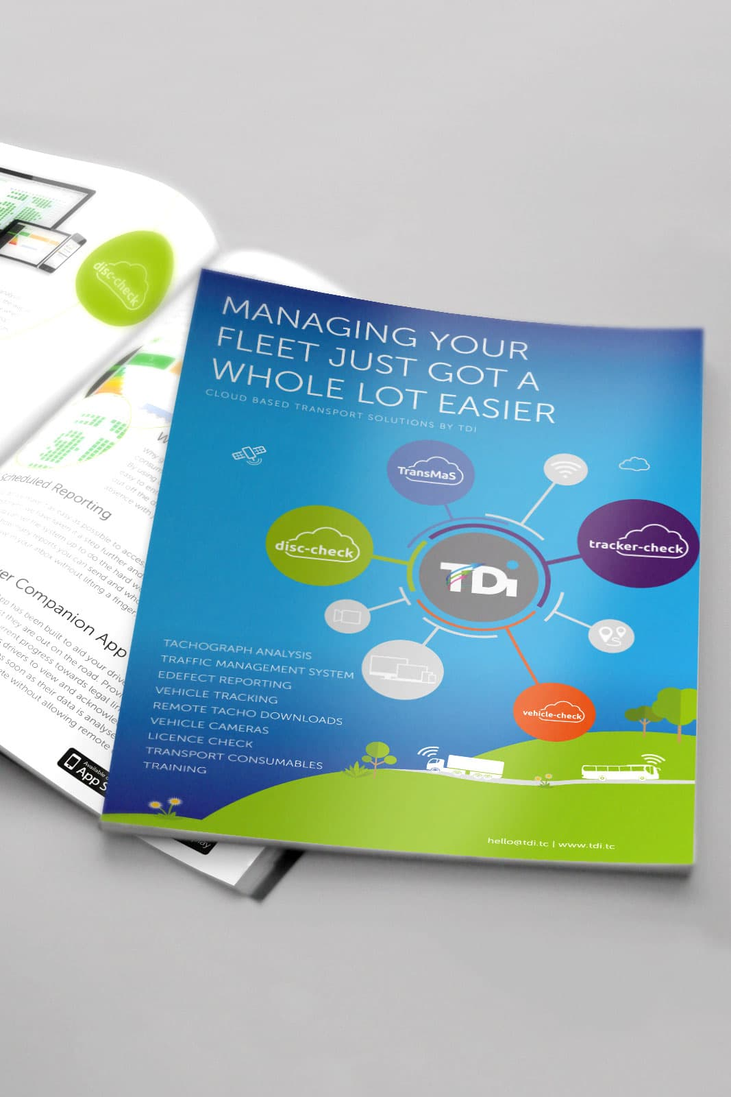 TDi Download Brochure 2018