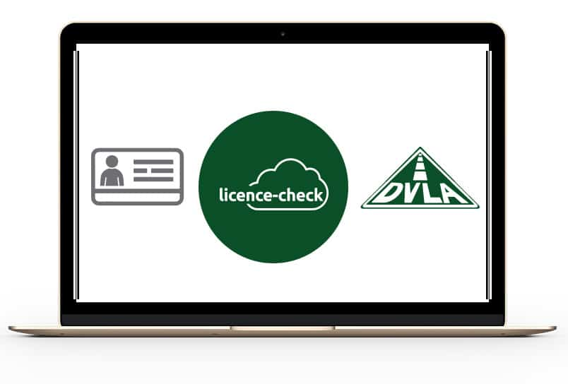 licence-check desktop view