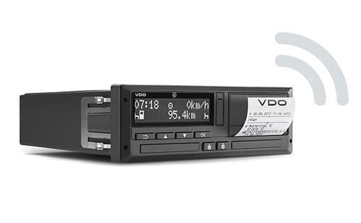 Webfleet TachoShare VDO Wireless